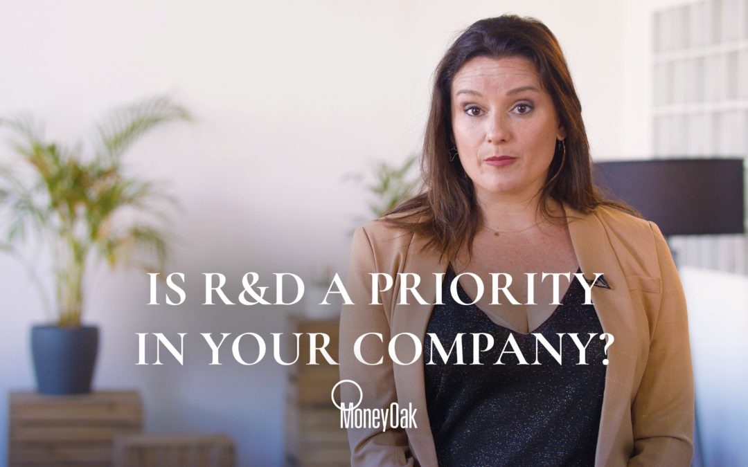 Is R&D a priority in your company?