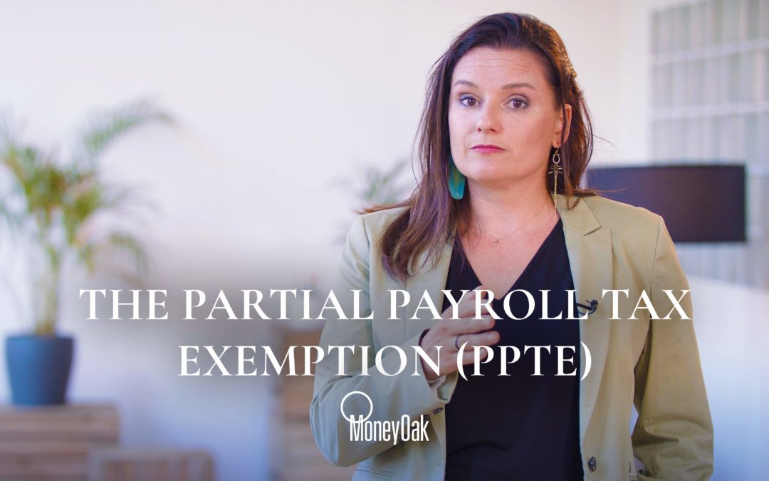 The partial exemption from payment of withholding tax (DPP)